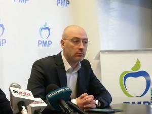Florin Hrebenciuc a revenit în PMP Suceava