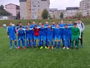 Echipa Under 16 de la LPS Suceava ocupă locul 3 în Liga Elitelor