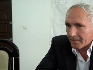 Ion Vasiliu, primarul comunei Preuteşti