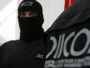 Procurorii DIICOT au coordonat 36 de percheziții