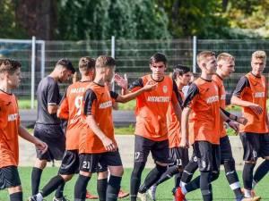 Echipa Juniorul Suceava Under 17 conduce Seria I  a Campionatului Naţional