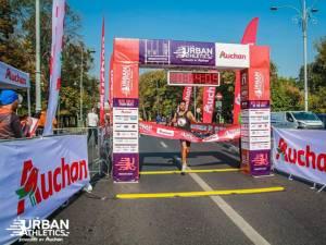 Rădăuțeanul Andrei Dorin Rusu s-a impus la Bucharest Urban Athletics Auchan