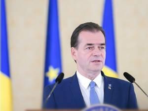 Ludovic Orban a eliberat din funcție patru secretari și subsecretari de stat din județul Suceava