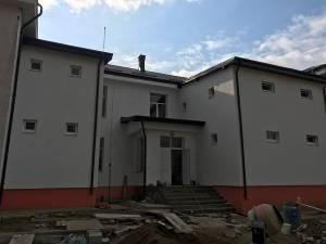 Şcoala din Dărmănești a fost extinsă cu două corpuri noi de clădire