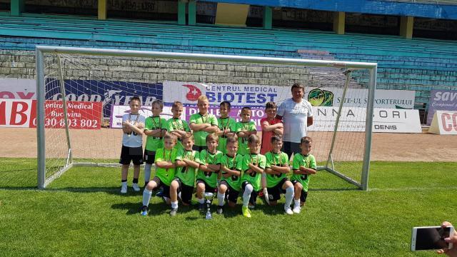 Juniorul Suceava, câştigătoare la faza zonala a Memorialului Gheorghe Ola