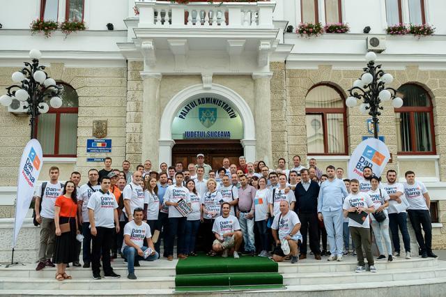 Dan Barna – garantul schimbării la faţă a României după 30 de ani