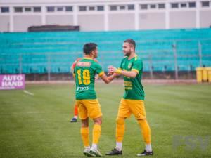 Cerlinca a deschis scorul pentru Foresta in disputa cu Husana