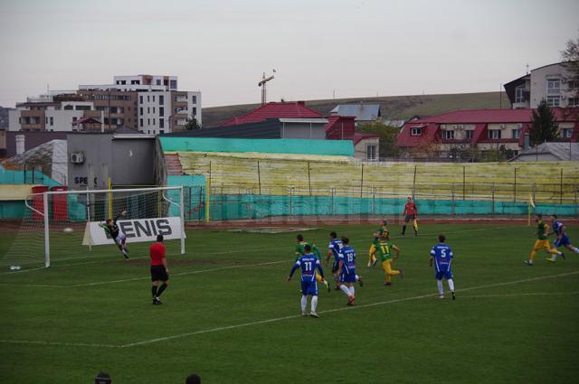 Golul trei a fost marcat de Dudu Druga din penalty