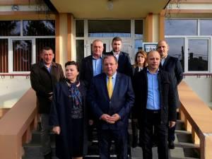 Gheorghe Flutur a votat împreună cu soția sa pentru o Românie normală și sănătoasă