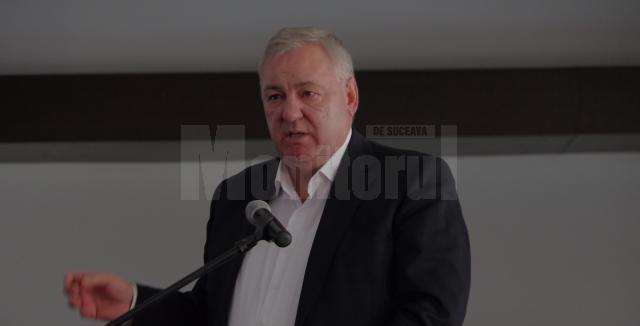 Liderul PSD Suceava, Ioan Stan, a votat pentru un președinte care să-și slujească poporul