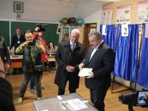 Deputatul PNL Ioan Balan: Am votat pentru un președinte care să apere în continuare democrația