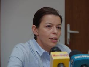 Nadia Creţuleac, şefa Protecţiei Copilului Suceava