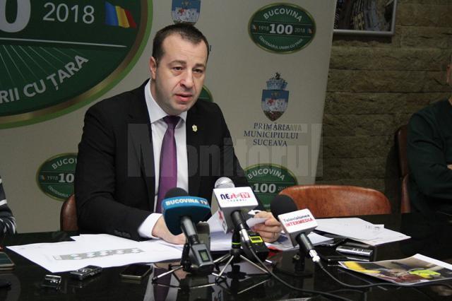"""Viceprimarul de Suceava Lucian Harşovschi: """"S-au dat mai puţini bani decât s-a pontat. Asta e penal"""""""