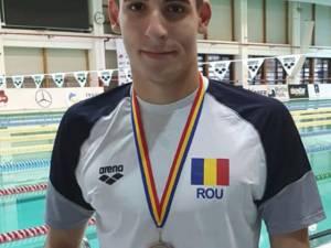 Şerban Cotos s-a întors medaliat de la Naţionale