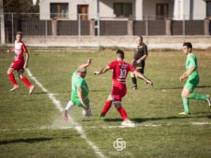 Liga a V-a a continuat în weekendul trecut cu meciurile rundei a IX-a. Foto Soldan Studio
