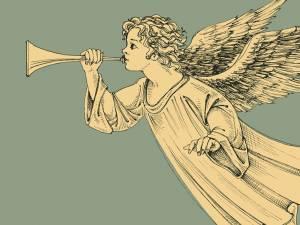 Întreita slujire a îngerilor