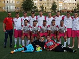 Echipa de juniori Under 17 de la LPS Suceava