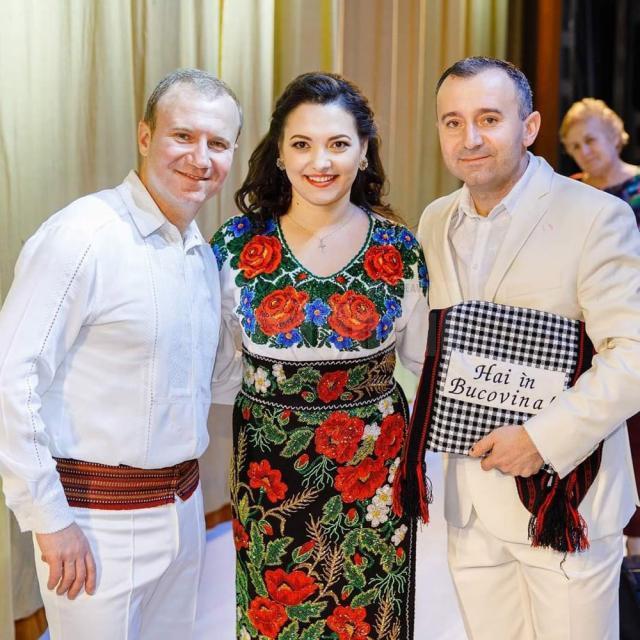Laura Olteanu și Orchestra Fraților Advahov, spectacol extraordinar de Ziua Bucovinei, la Casa de Cultură a Sindicatelor Suceava