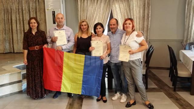 Profesori de la Centrul Şcolar de Educaţie Incluzivă Suceava, la un schimb de experienţă în Grecia