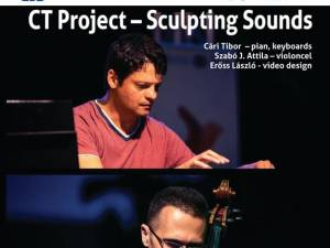 CT Project – Sculpting Sounds/ Sunete sculptate, joi, pe scena Universității