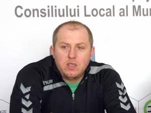 Antrenorul Ion Tcaciuc este puţin nemulţumit