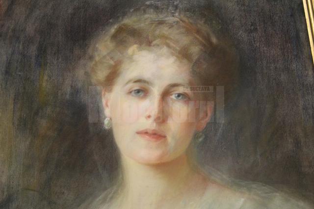 """Expoziția """"Maria a României. Regină şi artistă"""", la Muzeul de Istorie"""