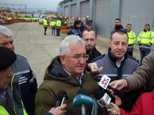 Pregătirile de iarnă ale firmei Diasil, verificate în teren de conducerea Primăriei Suceava 5