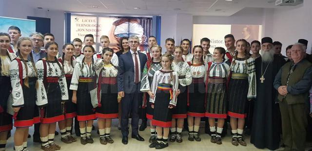Eveniment comemorativ dedicat personalităţii istoricului Ion Nistor