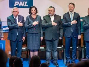 Liderii PNL Suceava la Gala Tinerilor Liberali