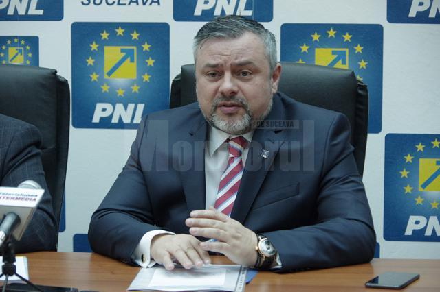 Vicepreședintele regional al PNL, deputatul de Suceava Ion Balan