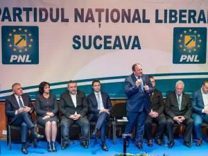 Gheorghe Flutur la Gala Tinerilor Liberali
