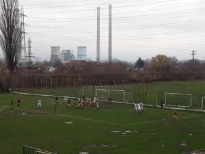 Foresta a câștigat in extremis partida cu CSM Bacău