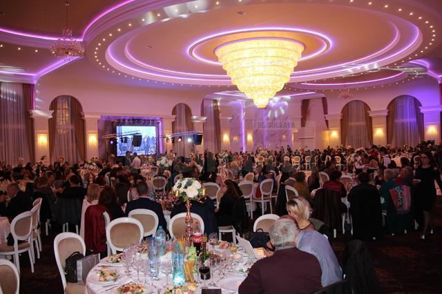 Gala Antreprenorilor din Regiunea Nord Est a fost găzduită de Prestige Ballroom din Suceava