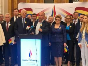 Deputatul sucevean Alexandru Băișanu este purtătorul de cuvânt al noului partid Forța Națională