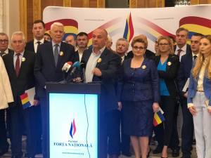 Deputatul Alexandru Băișanu este purtătorul de cuvânt al partidului Forța Națională