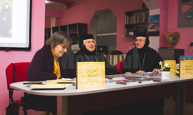 Despre educaţie, valori şi modele cu Stavrofora Irina Pântescu