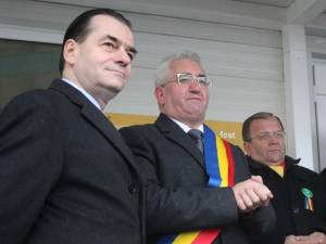 Primarul Ion Lungu va fi astăzi la discuții cu premierul Ludovic Orban, la București