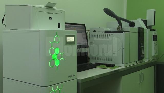 Investiţia în aparatură performantă este de aproximativ 100.000 de euro