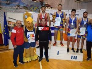 Ionuţ Agache a urcat pe cea mai înaltă treapă a podiumului de premiere la Cupa României pentru seniori