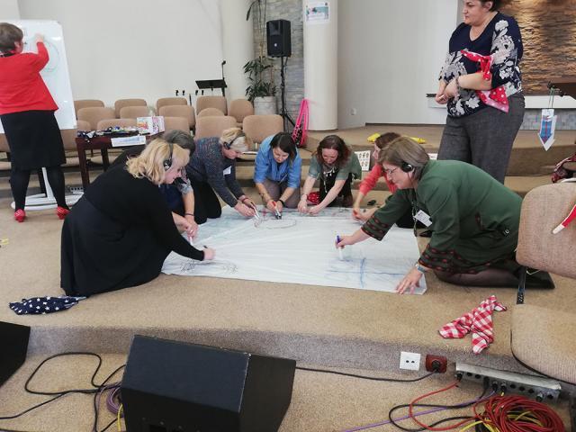 Conferința de Educație Timpurie. Foto: Anita Curtis
