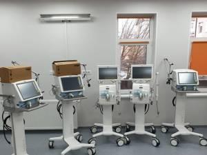 Secţia Anestezie - Terapie Intensivă a spitalului din Rădăuţi