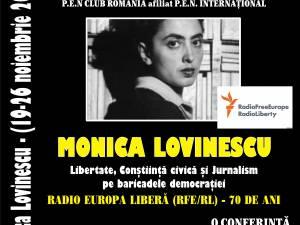 """Zilele """"Monica Lovinescu"""" 2019"""