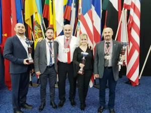 Universitarii suceveni s-au întors cu medalii de aur şi argint, de la un salon de inventică din Croaţia