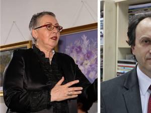 Angela Furtună, Mircea A. Diaconu şi Gheorghe Vicol