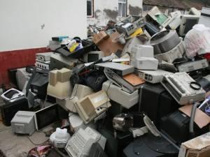 Campanie de colectare a echipamentelor electrice şi electronice uzate