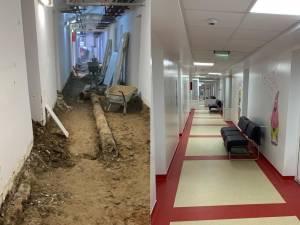 Ambulatoriul modernizat al secţiei Boli Infecţioase a Spitalului de Urgenţă Suceava se inaugurează miercuri