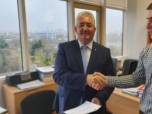 Primarul Ion Lungu a obținut, ieri dimineață, avizul RNP- Romsilva, pentru transferul a 143,925 ha pădure și pădure-parc