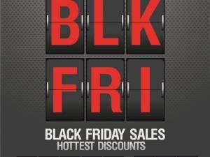 Black Friday aduce reduceri de până la 70% la Iulius Mall Suceava