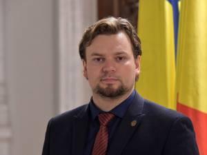Deputatul USR de Diaspora, câmpulungeanul Daniel Popescu
