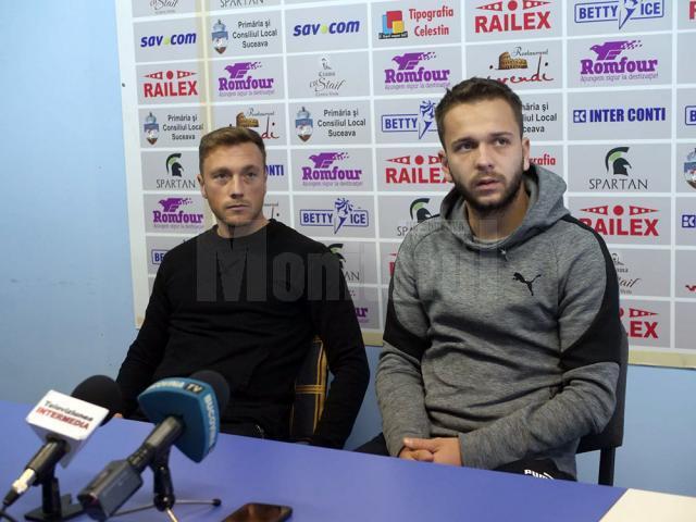 Dudu Drugă şi Andrei Cerlincă rămân optimişti